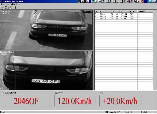 تشخیص پلاک در نظارت بر تردد و سفر