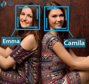 تشخیص چهره در تصویر با شبکه های عصبی کانولوشنی