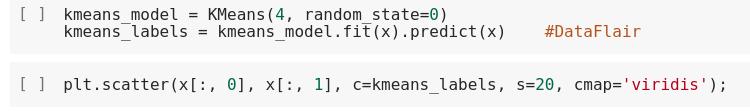پیاده سازی الگوریتم مدل مخلوط گوسی 2