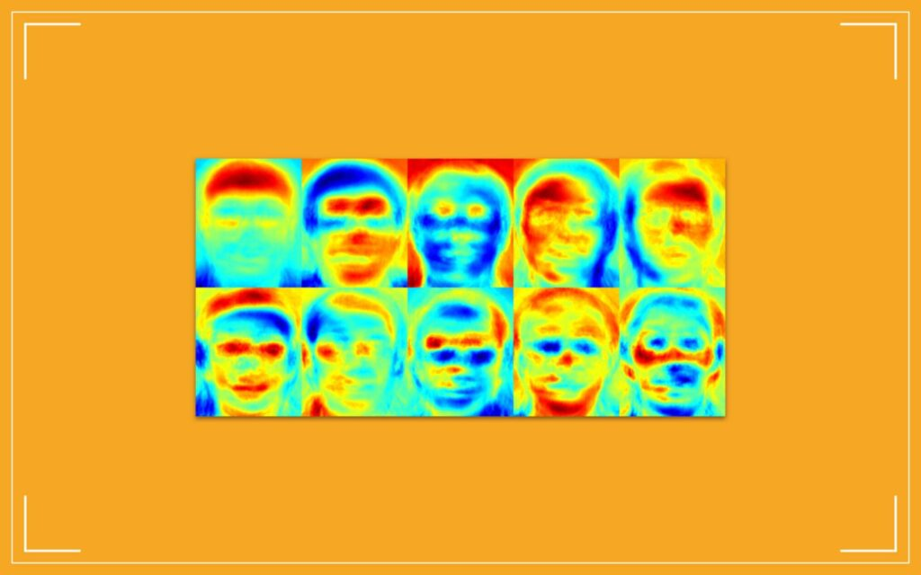 چهره های ویژه در OpenCV