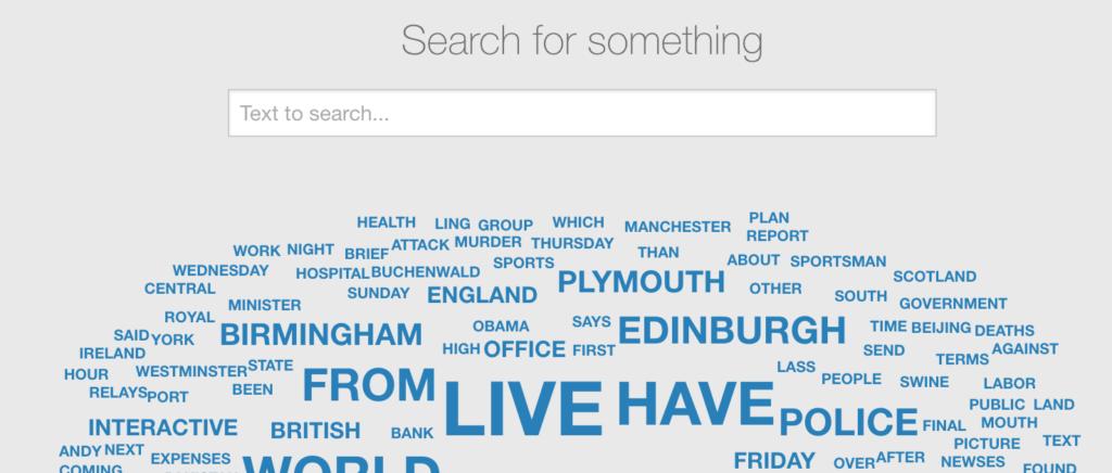 جستجو متن در تصاویر BBC با یادگیری عمیق