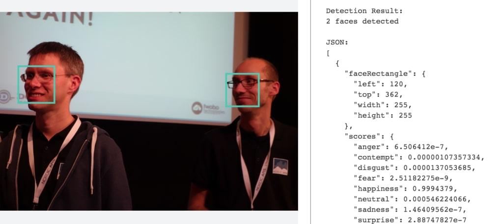 نرم افزار تشخیص چهره 3