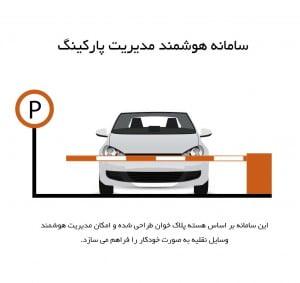 برنامه مدیریت پارکینگ شهاب