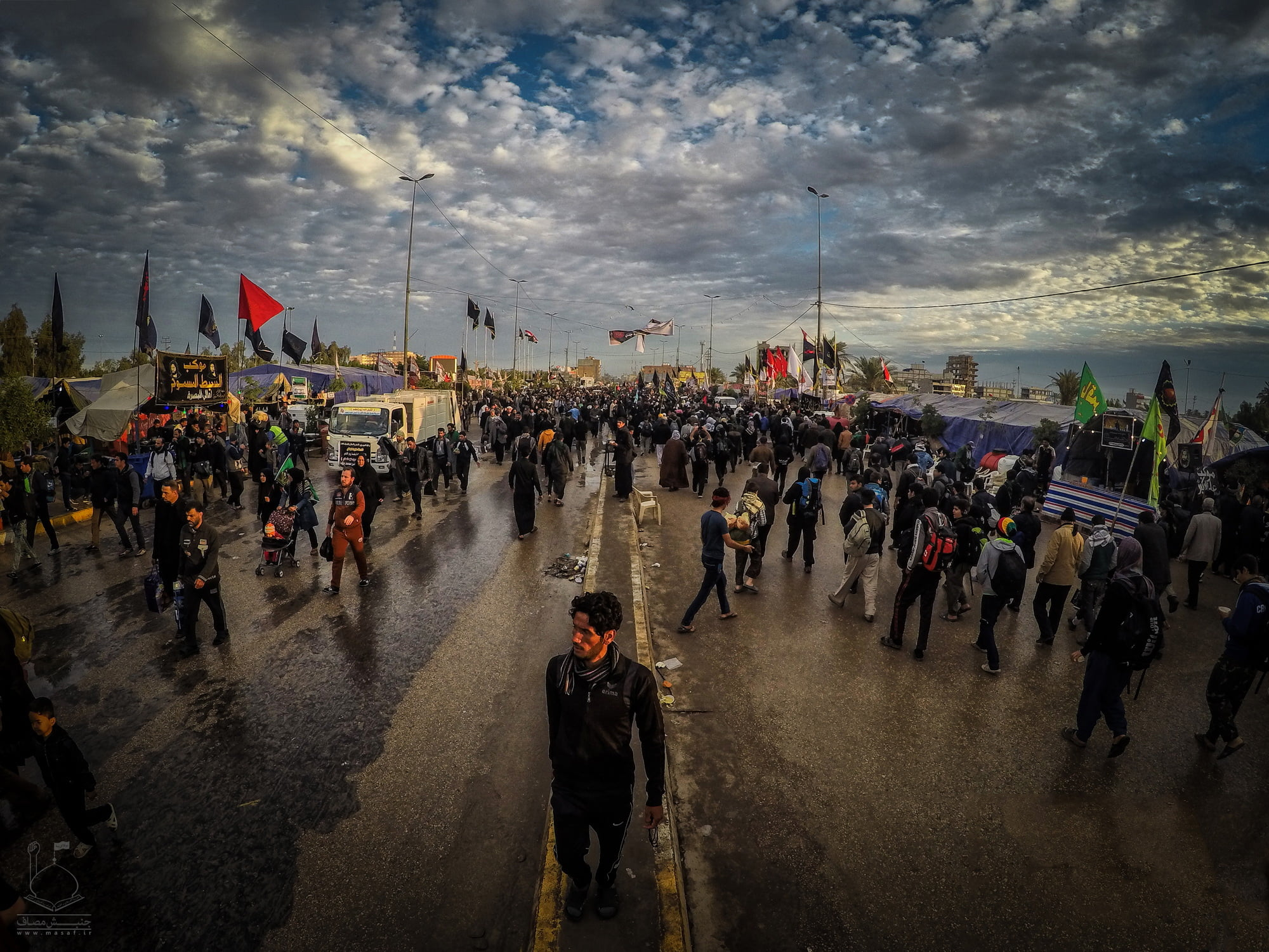 Arbaeen 2015 - 40th After Ashura