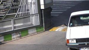 تصاویر غیر قابل قبول برای شناسایی خودرو