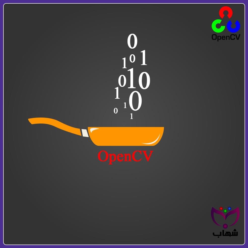 آموزش OpenCV – قسمت اول : آشنایی با OpenCV صفر و یک Binary C++