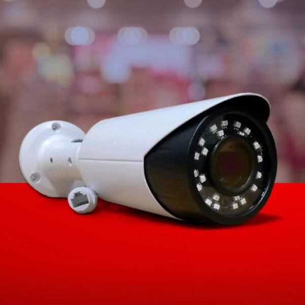 دوربین مدار بسته شهاب 1307 دوربین آی پی Ip camera CCTV پلاک خوان ANPR