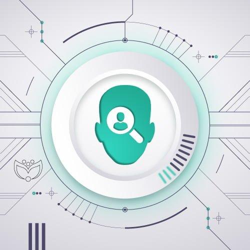 لوگو کتابخانه تشخیص چهره شرکت شهاب