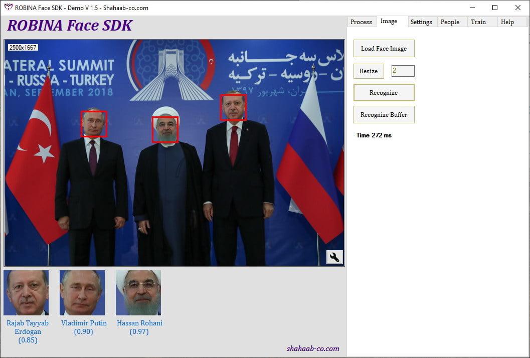 Erdogan-Putin-Rohani